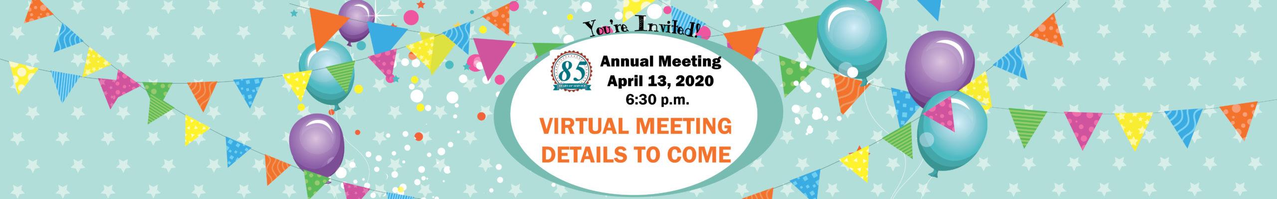 2020 Annual Meetin
